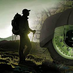Militair compas
