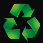 recycling tritium noodverlichting