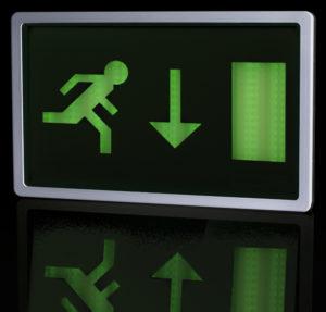 Die energieeffizienteste Notbeleuchtung
