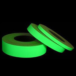 afterglowing tape Photoluminescent glow in the dark tape 2