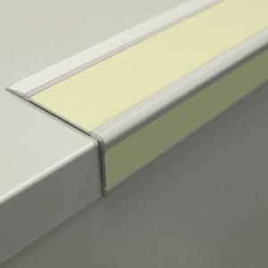 Luminous stair profile