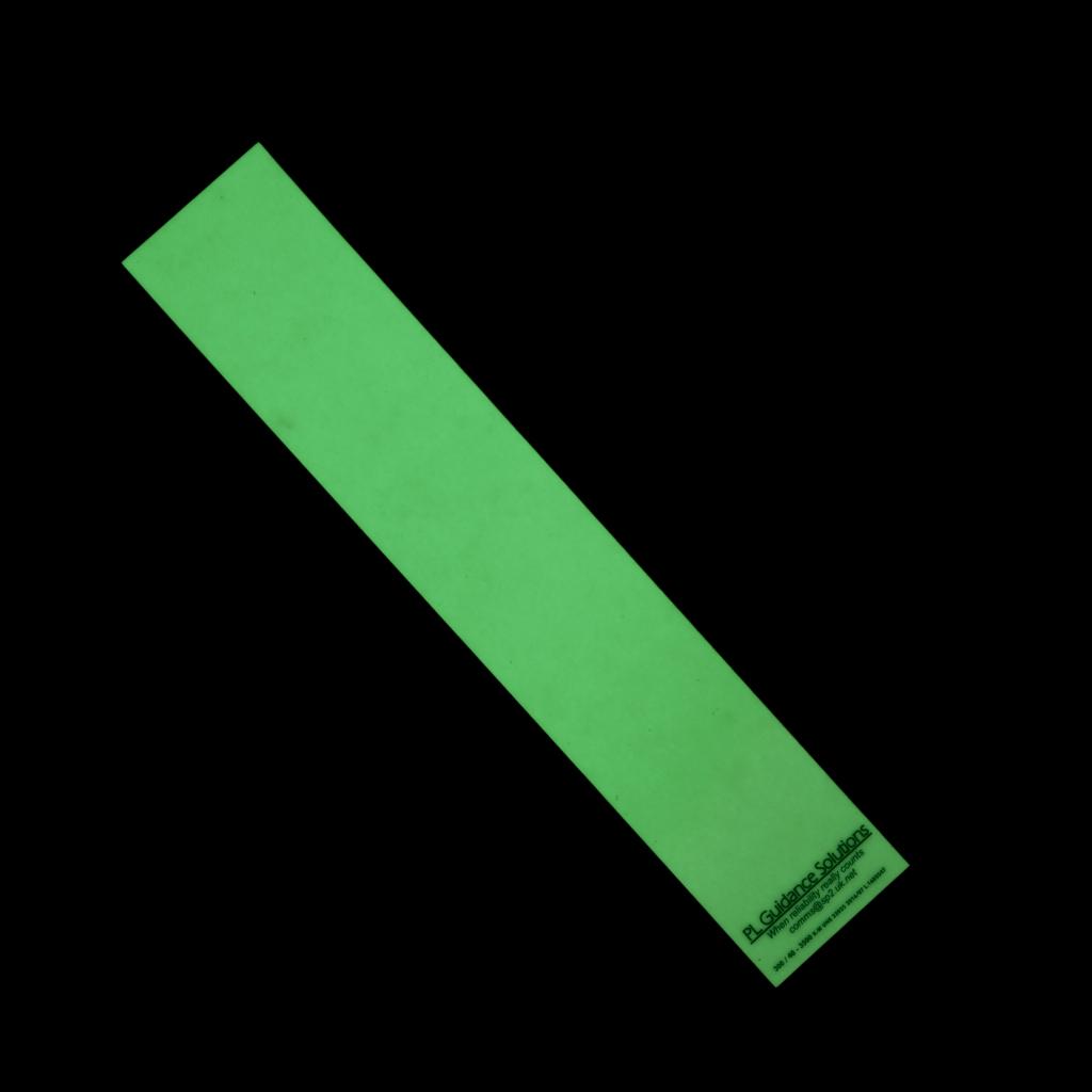lichtgevende antislip traptrede strip