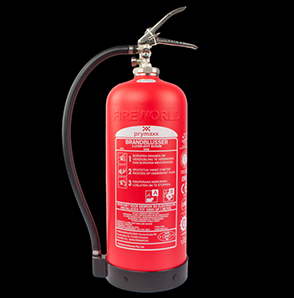 Fire extinguisher without maintenance