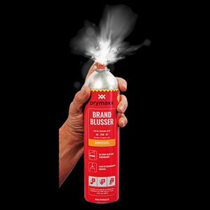 Spray brandblusser voor caravan, boot, huis, garage