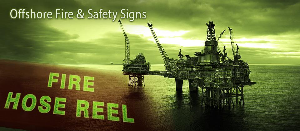 Offshore noodverlichting