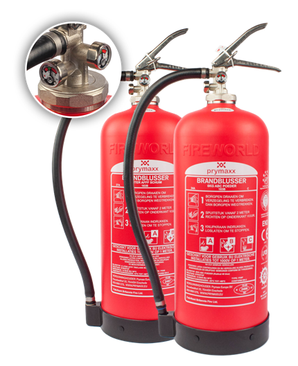 Fire extinguishers without maintenance