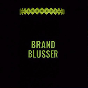 Brand blusser Glow in the dark