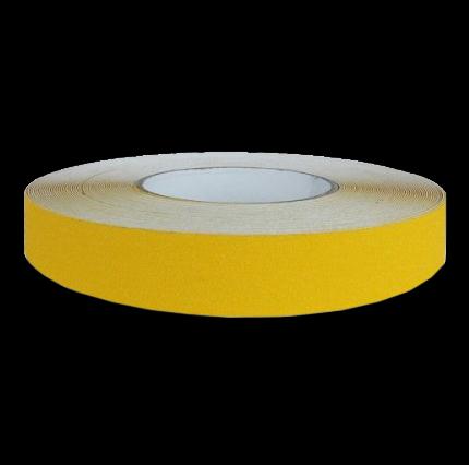 Anti-slip Tape Yellow with yellow grain