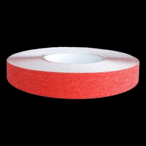 Antislip tape rood