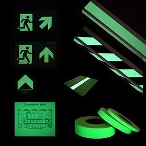 Photolumineszenz-Symbole