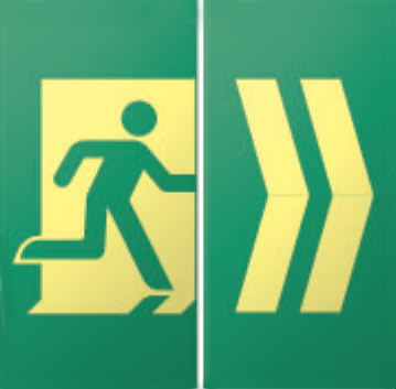 Road signs for tunnels