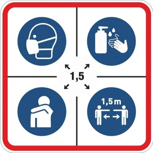 keep-distance-corona-sticker-covid-19-sticker-lighting-solutions-face mask-mandatory-no-hand-shaking-cough-in-elbow-escape-route-indications.nl_