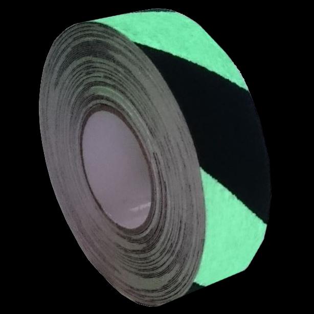 glow-in-the-dark tape