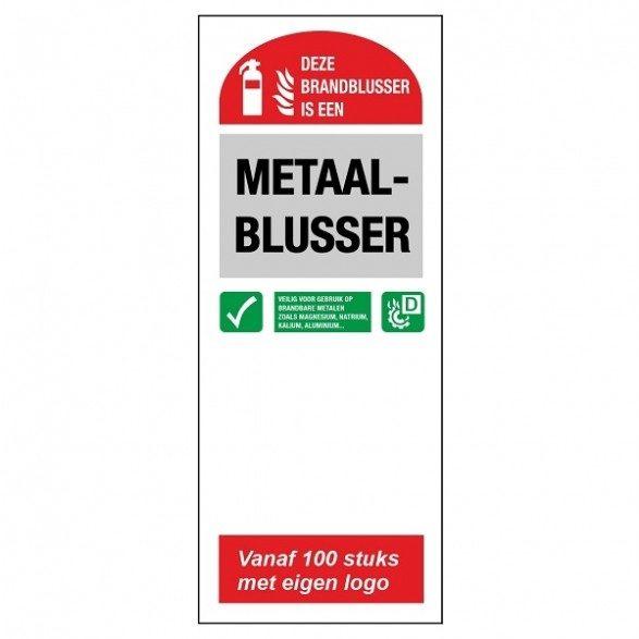 FT10 Metal-Extinguisher-Pictogram-Glow-in-the-Dark-Safety-Pictogram-Safety Marker