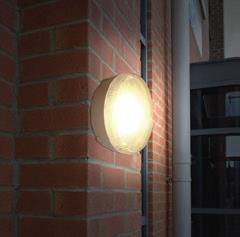 gallerijverlichting met noodunit