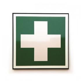 Erste-Hilfe-Zeichen Design