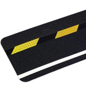 H3412DUA-black-reflective-hazard-anti-slip-tile